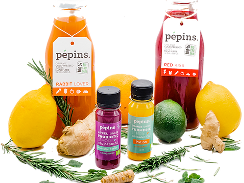 PÉPINS - Box Immunity