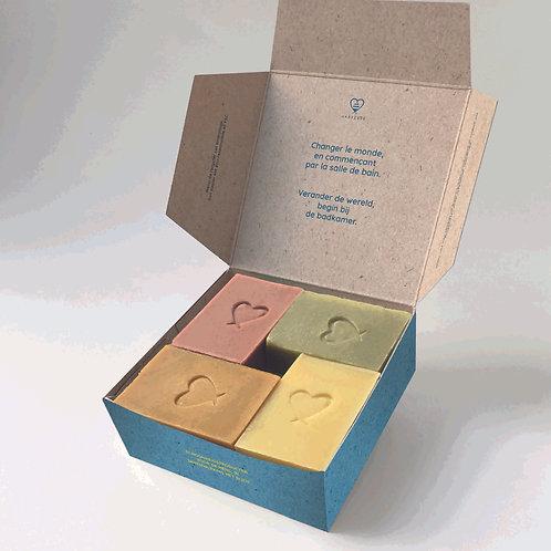 Box Savons le Monde - Habeebee