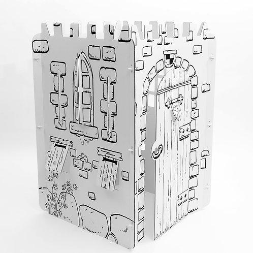 My Kabana - Château fort en carton