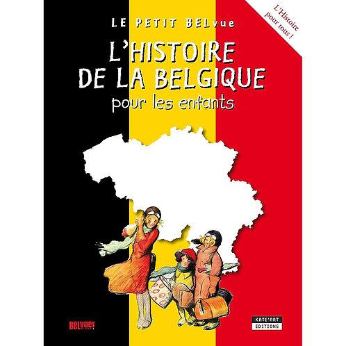 Kate Art - L'Histoire de la Belgique pour les enfants