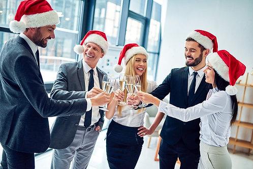 Champagne / Noël - à partir de