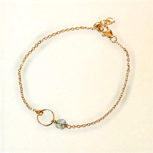 Stéphanie Ferretti - Bracelet cercle