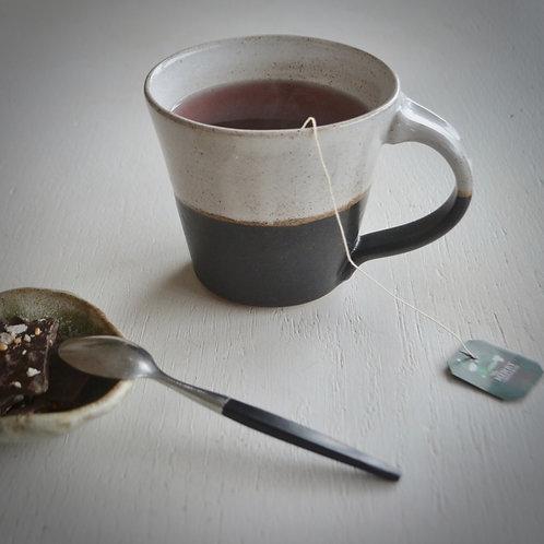 Nikisanceramics - Mugs Noir/Blanc