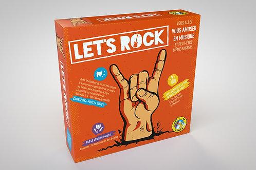 Let's Rock - Jeu d'ambiance