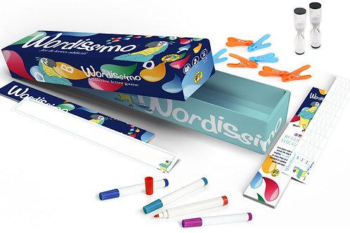 Wordissimo - Jeu de lettres addictif