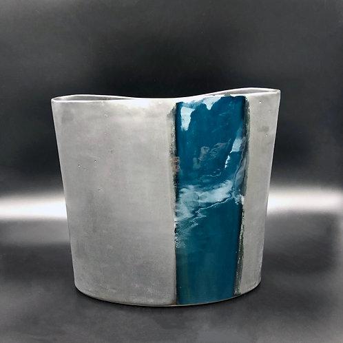 Terres de Rêves - Oval vase