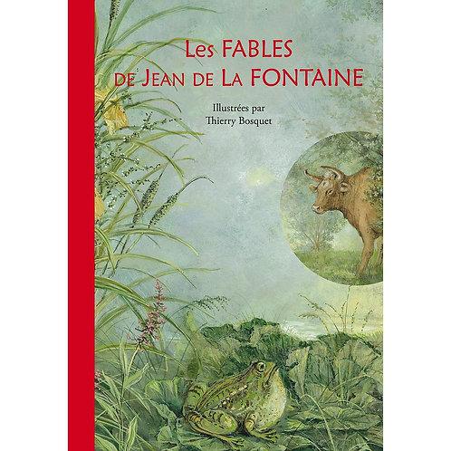 Kate Art - Les Fables de Jean de La Fontaine