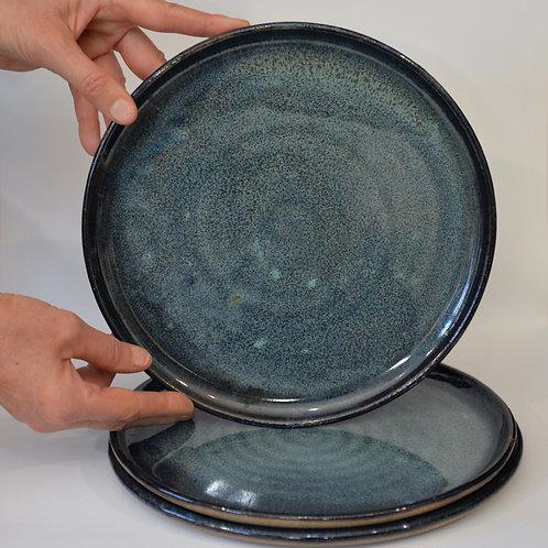 Nikisanceramics - Assiette turquoise