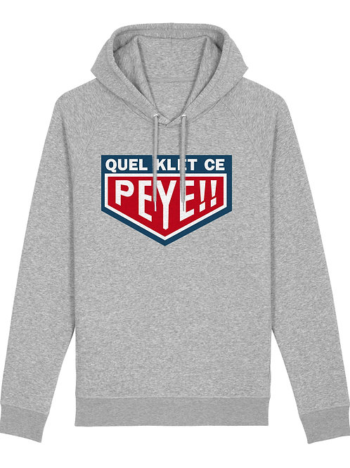 MP Design - Sweat Unisexe - QUEL KLET CE PEYE