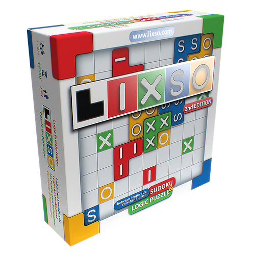 LIXSO - Entre le sudoku et le puzzle
