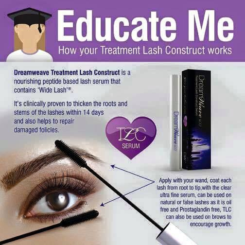 Treatment Lash Construct Serum