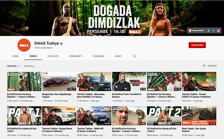 DMAX Türkiye
