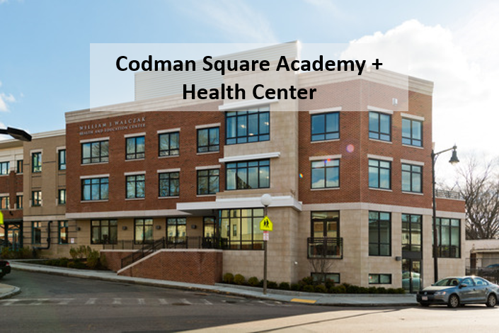 Codman Sq. Academy + Health Center