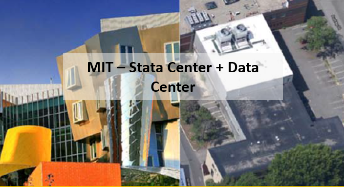 MIT Stata Center and Data Center