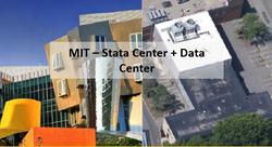 MIT Stata Center and Data Center