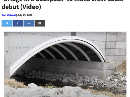 AIT Bridges in the News