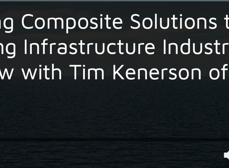 Podcast: Senior Design Engineer, Tim Kenerson, joins Jonathon Taylor of Composites Weekly.