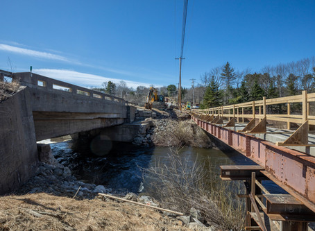 Grist Mill Construction Update