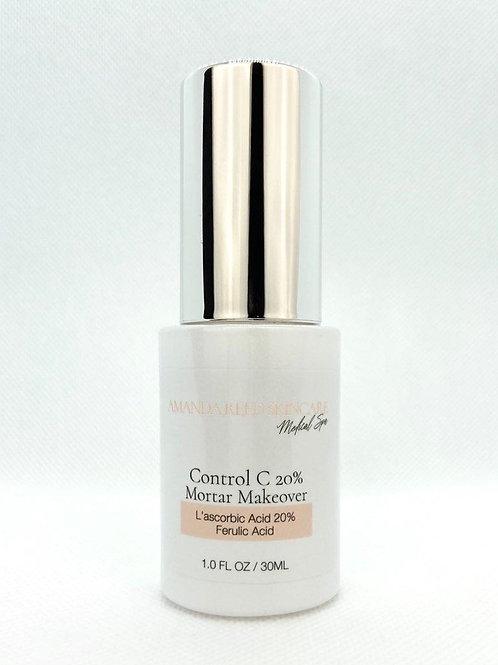 Control C 20% + Ferulic acid