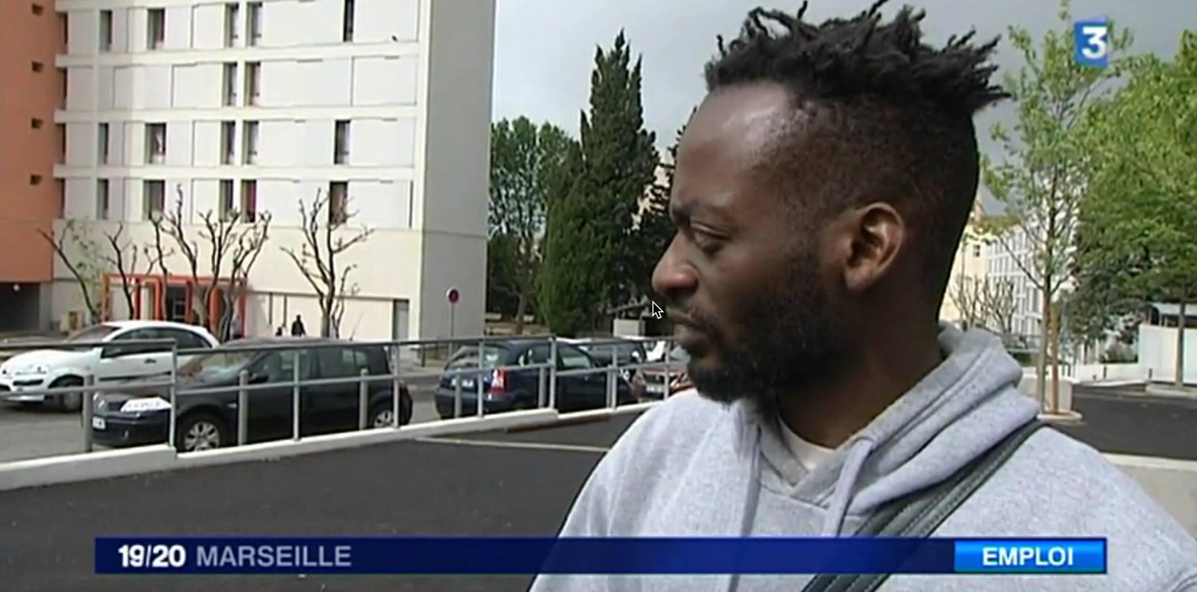 La caravane de l'entrepreneur France 3 Marseille - 26/04/2017
