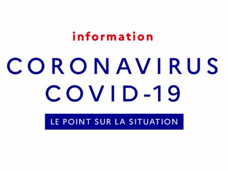 COVID 19 - La Situation