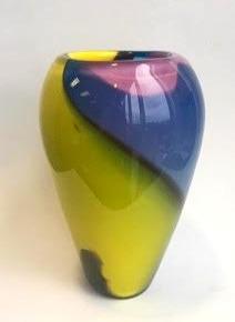 Handblown Glass Piece