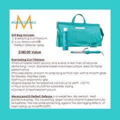 $180 Morocco Oil Gift Bag