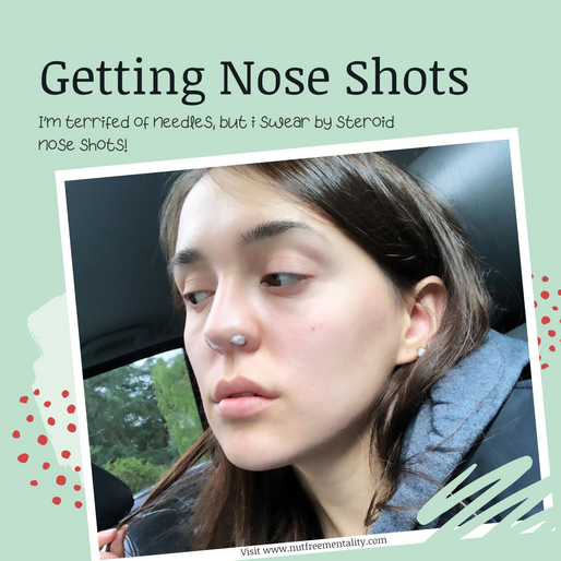 I'm Terrified of Needles, but I Swear by Steroid Nose Shots Now