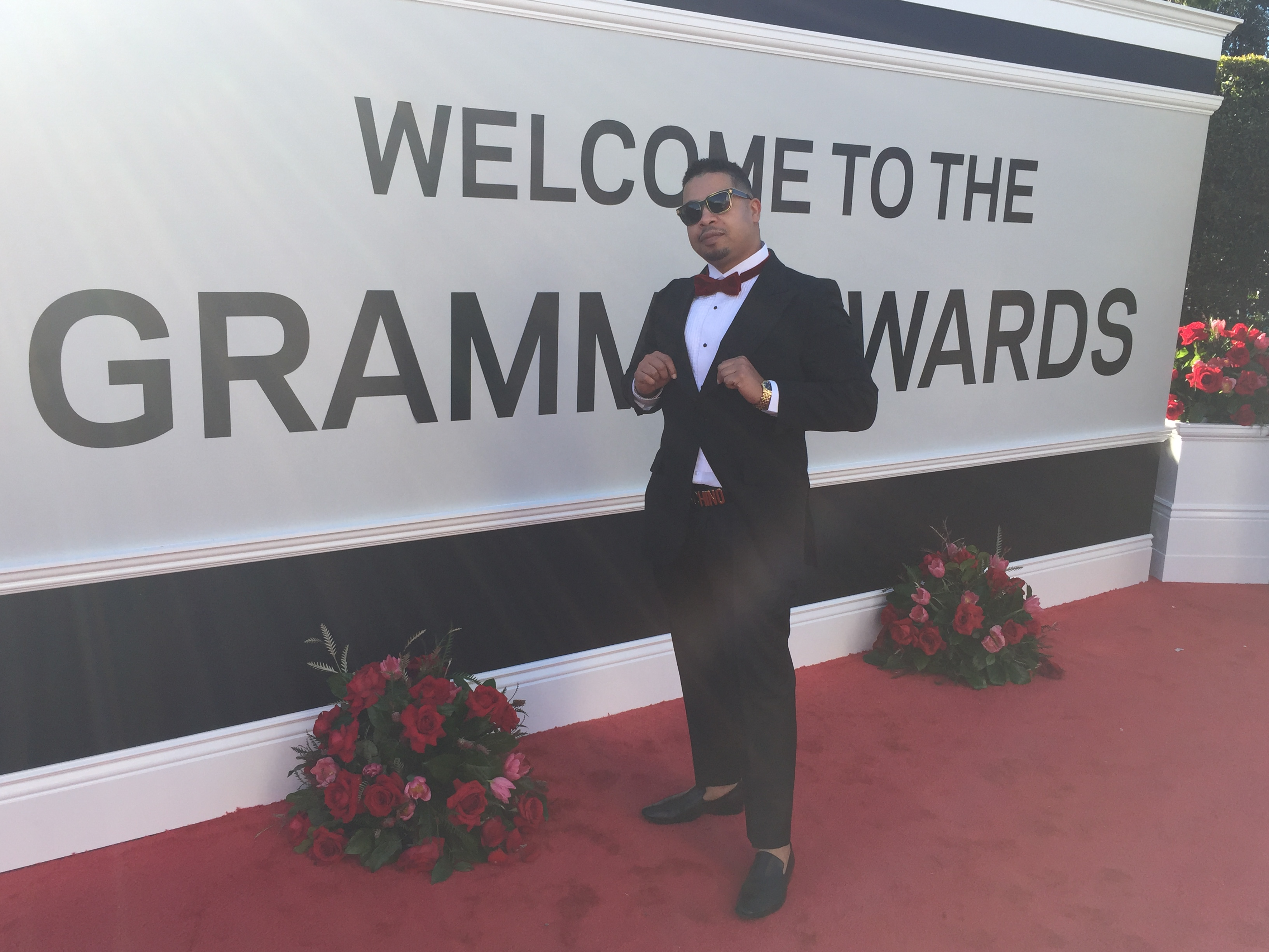 Tai Upgrade Rotan at Grammy Awards