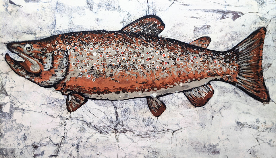 Brown Trout, 2021
