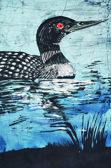 SOLD-The Loon