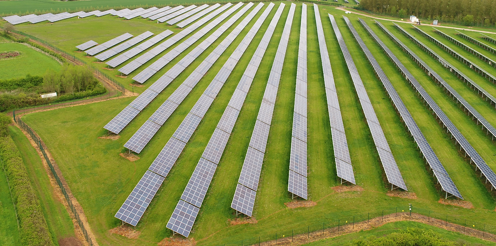 Solar farm inspections using thermal imaging and drone technology