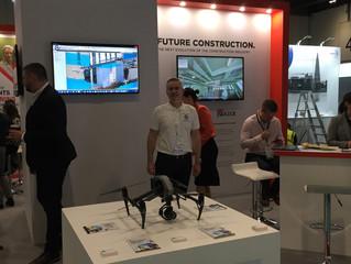 ProDroneWorx at Digital Construction Week (DCW) in London