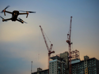 Drone technology taking off in construction, says ProDroneWorx