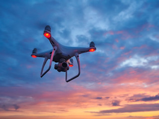 Drone technology reaches new heights by UK Construction Media