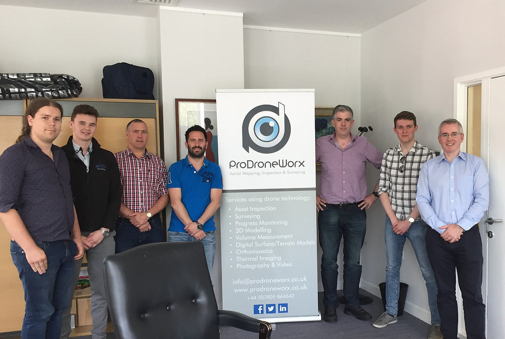 CPD course on using digital information from drone technology within architecture and construction