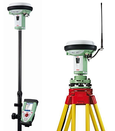 Drone engineering total station gps