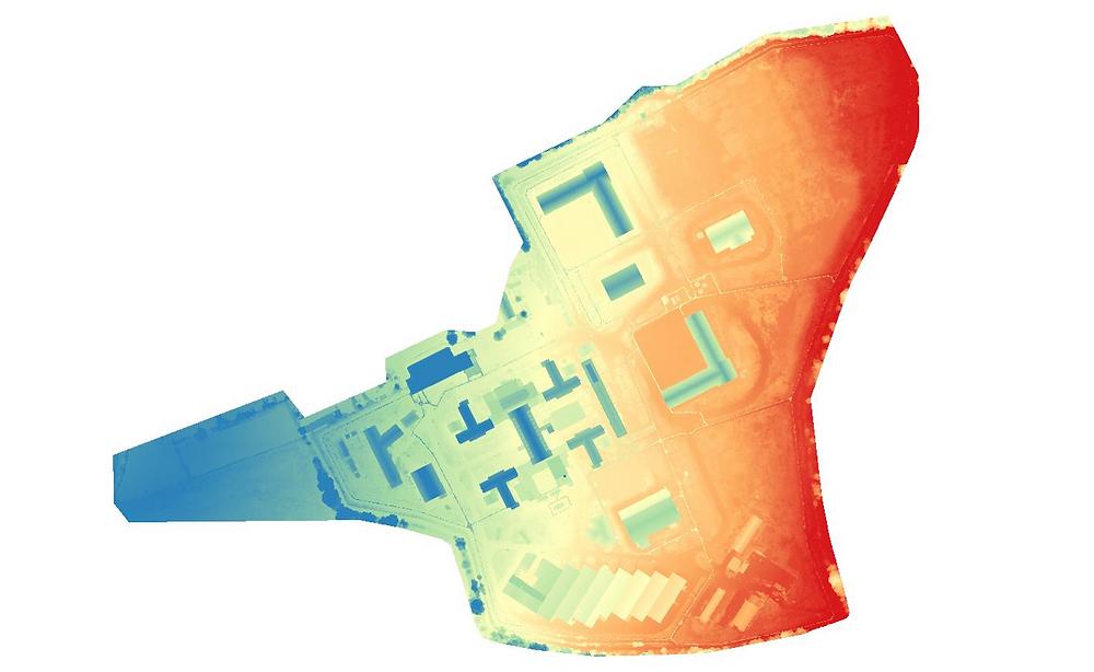 Kier deploys drones to capture digital data for prison project using ProDroneWorx