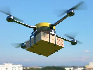 Progress on Amazon, Alphabet and Uber's drone strategies