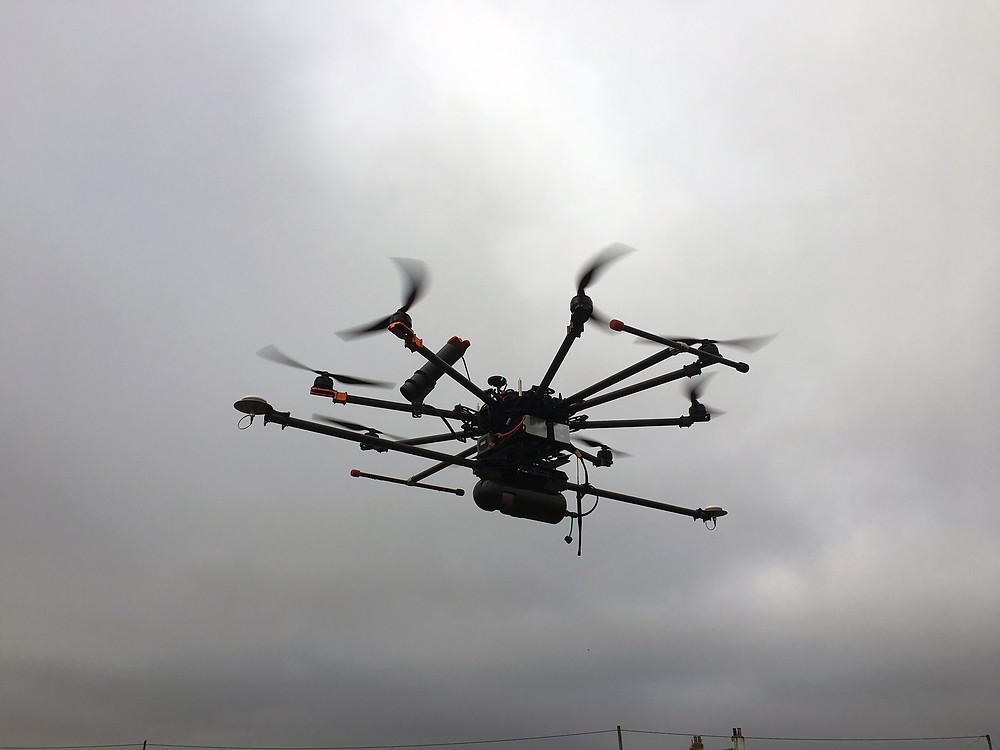 Aerial LiDAR