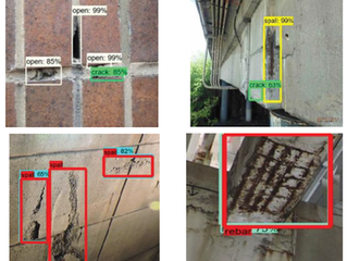 Artificial Intelligence (AI) used to identify structural issues on bridges, viaducts, dams, tunnels