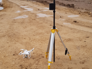 15km linear infrastructure project digitised in just 2 days by drone survey