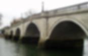 Drone asset inspection of bridge