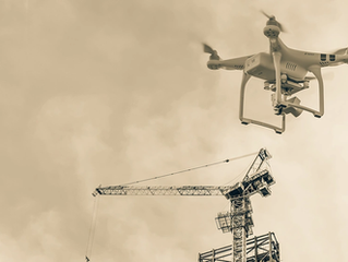 More than half of construction firms now using drones to capture data by BMI +
