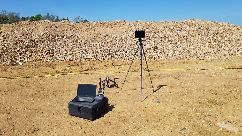 ProDroneWorx digitises 50 acre construction project to provide deeper data insights, better collaboration, improved data deliverables to the client while reducing costs and risks
