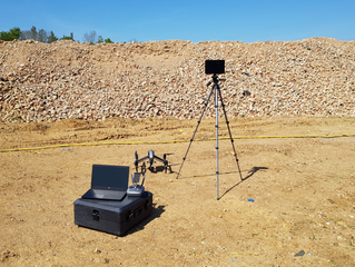 ProDroneWorx digitises 50 acre construction project from a drone survey to provide deeper data insig