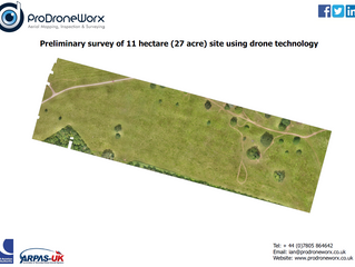 Drone Topographical Survey