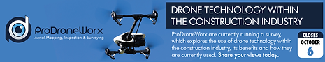 Drone technology survey on construction