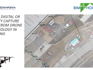 How drone technology can be used in BIM for Housing