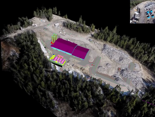 Drones transforming how we design, build, and operate buildings and infrastructure